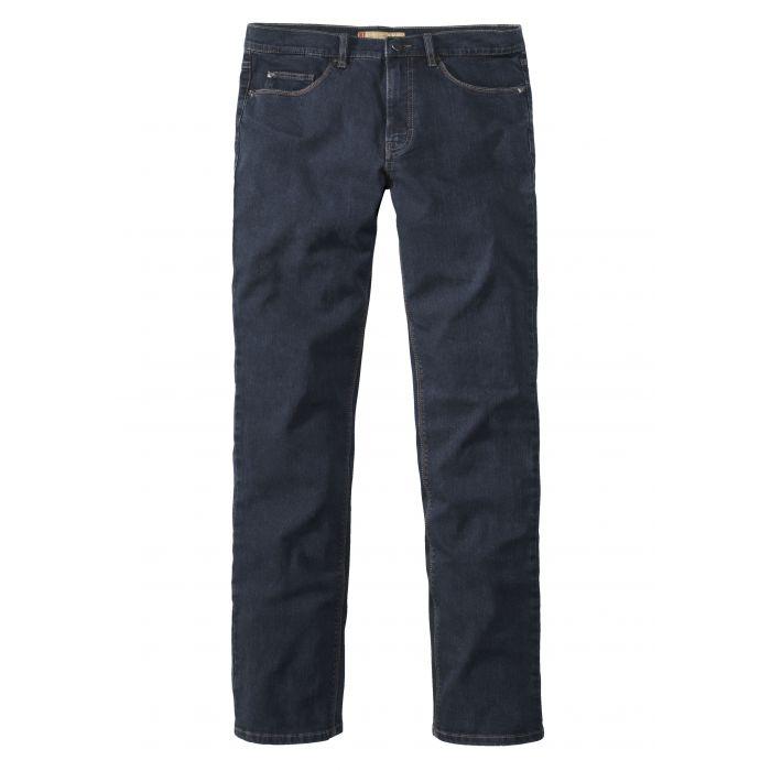 Paddock's grote maat stretch jeans dark stonewashed model Ranger