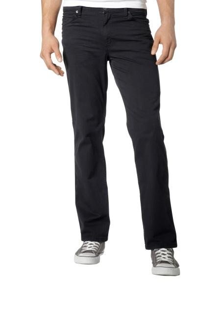 Mustang lengte maat stretch jeans antraciet model Tramper