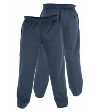 Duke Rockford grote maat joggingbroek donkerblauw model Albert