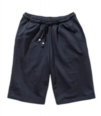 Grote maat korte joggingbroek donkerblauw van het merk Redfield