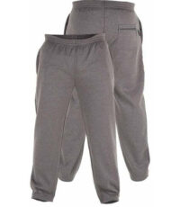 Duke Rockford grote maat joggingbroek grijs model Albert