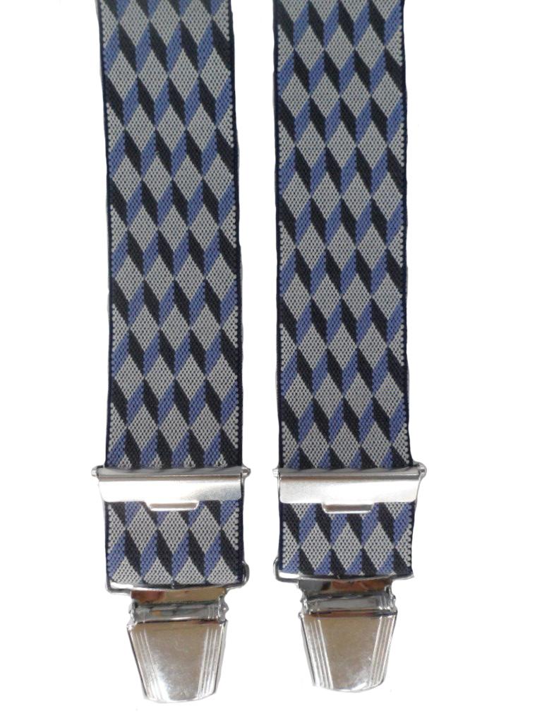 Extra lange bretels in verschillende kleuren en designs