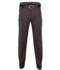 M.E.N.S stretch pantalon middengrijs