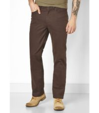 Paddock's grote maat casual stretch jeans bruin model Ranger