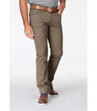 Pionier casual lengte maat zomer jeans donkerbeige Marc