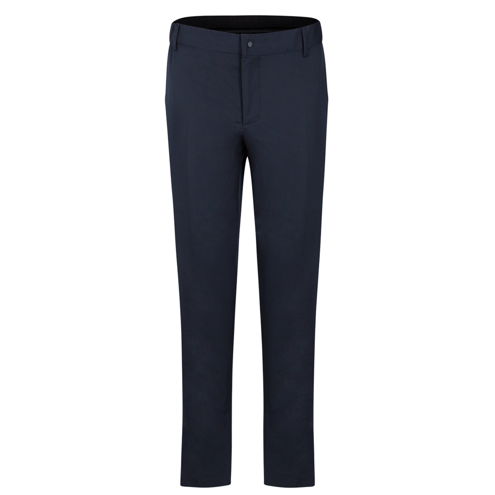 Murk grote maat stretch pantalon rafblauw