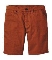 Paddock's 5 pocket korte broek in rood model Ranger