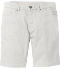 Paddock's 5 pocket korte broek in lichtbeige