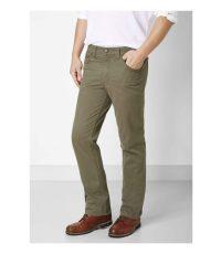 Paddock's grote maat casual stretch jeans olijfgroen model Ranger