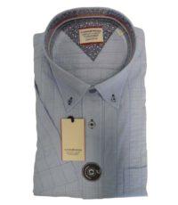 Casa Moda overhemd grote maat lichtblauw button down