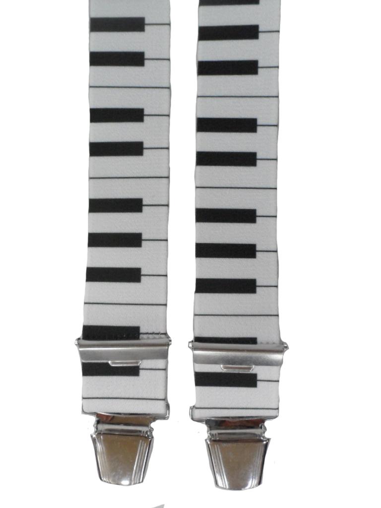 Extra lange bretels piano klavier