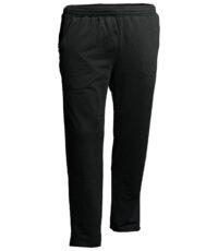 Ahorn extra lange joggingbroek zwart