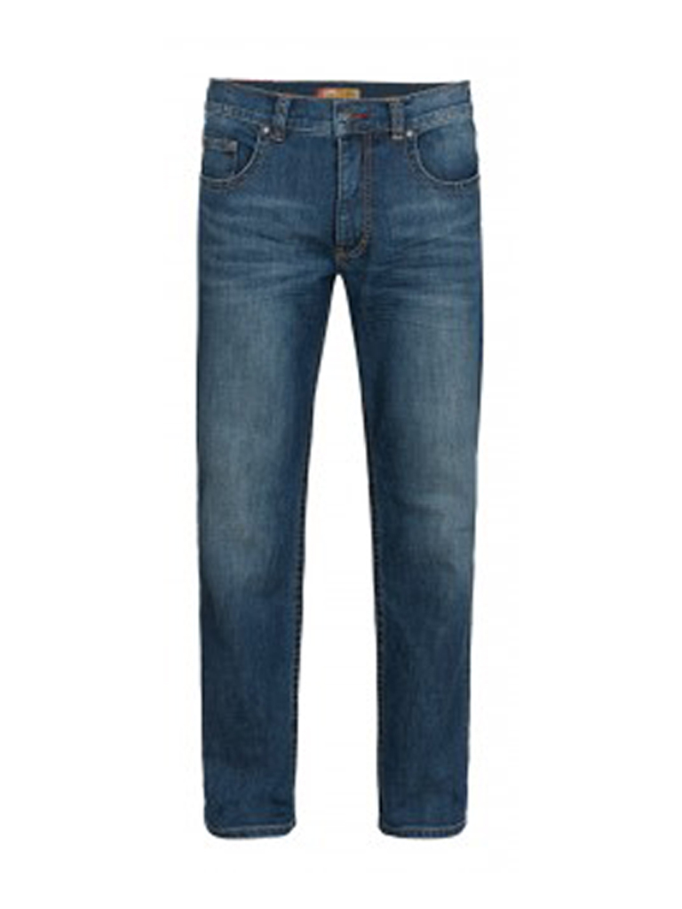 Paddock's grote maat jeans darkstone light used model Carter