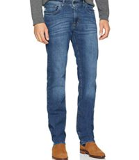 Pionier 40inch lengte maat jeans stonewashed light used Marc