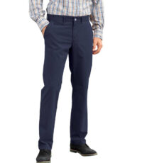 Club of comfort 38inch beenlengte maat stretch chino donkerblauw