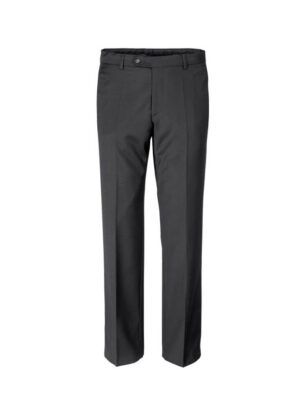 Club of comfort grote maat stretch pantalon zwart