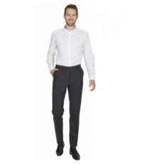 Club of Comfort grote maat pantalon antracietgrijs
