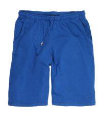 Grote maat korte joggingbroek blauw van het merk Redfield