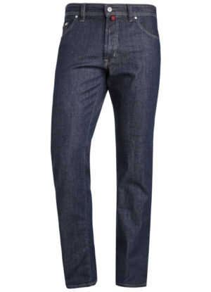 Grote maat Pierre Cardin stretch jeans darkblue
