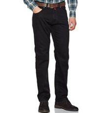 Grote maat Pierre Cardin jeans zwart