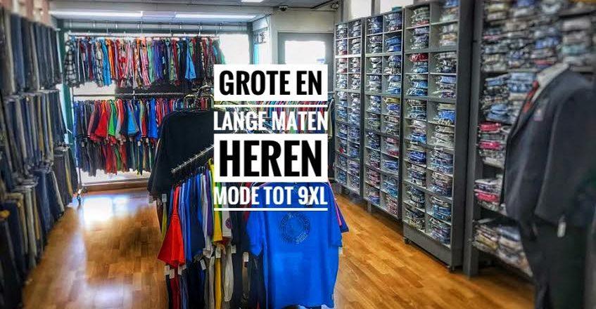 Grote maat spijkerbroek verschillende merken en modellen t/m 10XL