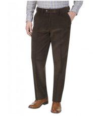 Corduroy pantalons grote maten in chino of 5 pocket modellen