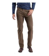 Pionier 40inch lengte maat jeans olijfgroen model Marc