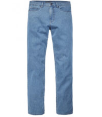 Paddock's grote maat jeans light stonewashed
