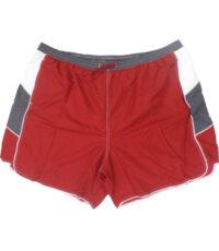 Elemar grote maat zwemshort rood, grijs en wit