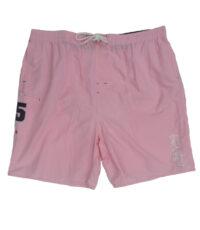 Baileys grote maat zwemshort met binnenbroek roze