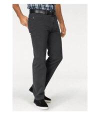 Pionier grote maat casual jeans grijs model Thomas