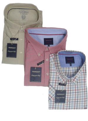 Aanbieding 3 stuks grote maten overhemden Giordano