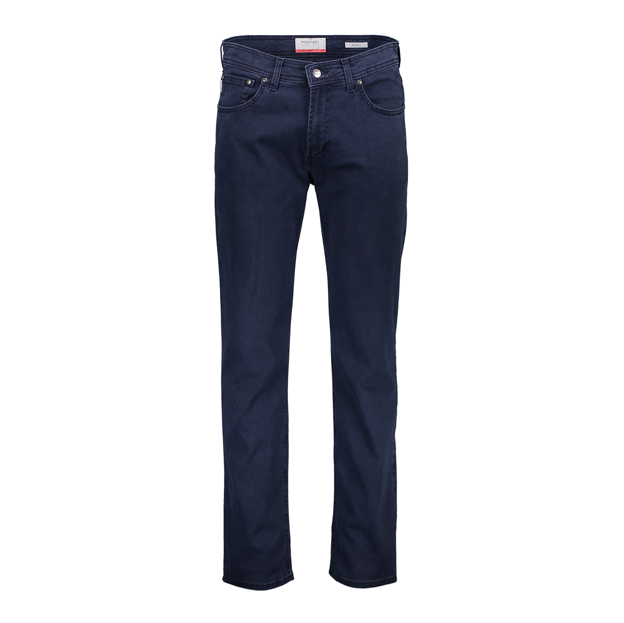 Pionier grote maat casual jeans Koningsblauw stretch model Thomas