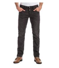 Paddock's lengte maat 5 pocket stretch jeans antracietgrijs