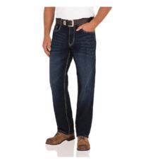 Paddock's grote maat jeans dark blue light used model Carter