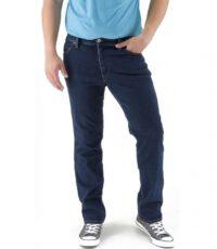 Grote maat Mustang stretch jeans Tramper dark stonewashed