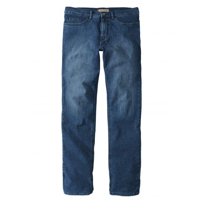 Extra lange maat spijkerbroek