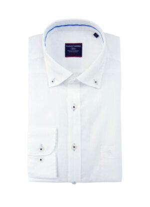 Casa Moda overhemd 72cm extra lange mouw wit