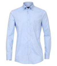 Casa Moda overhemd 72cm extra lange mouw lichtblauw