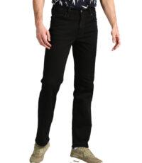 Mustang lengte maat stretch jeans zwart model Tramper