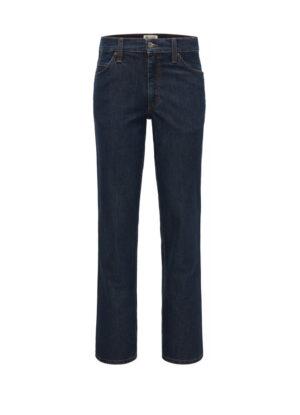 Mustang lengte maat stretch jeans dark stonewashed model Tramper