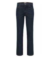Mustang grote maat stretch jeans dark stonewashed model Tramper
