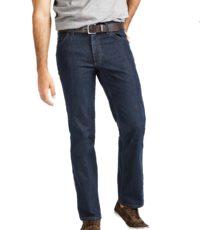 Mustang grote maat stretch jeans midblue model Tramper