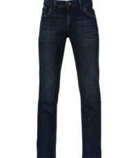 Pionier 40inch lengtemaat stretch jeans pure comfort darkblue