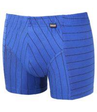 Adamo grote maat boxershort blauw gestreept