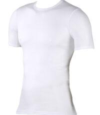 Kapart grote maat heren onderhemd korte mouw wit