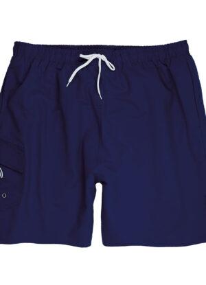 Adamo grote maat zwemshort donkerblauw