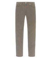 Pierre Cardin 5 pocket casual lengte maat stretch jeans grijs