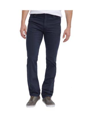 Mustang grote maat stretch jeans donkerblauw model Tramper