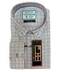 Yachting & Co overhemd lange mouw